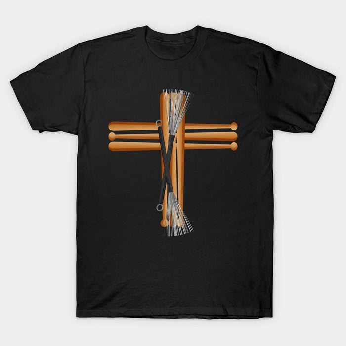 Drum Sticks Graphic Unisex T Shirt, Sweatshirt, Hoodie Size S - 5XL