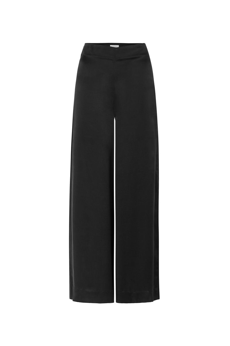 TAILORED PANT WITH ZIP BLACK