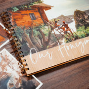 Personalised Couples Memory Book