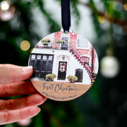 Christmas Tree Bauble Decoration
