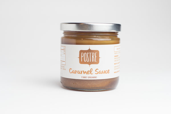 Sea Salt Caramel Sauce (7.5oz Jar)