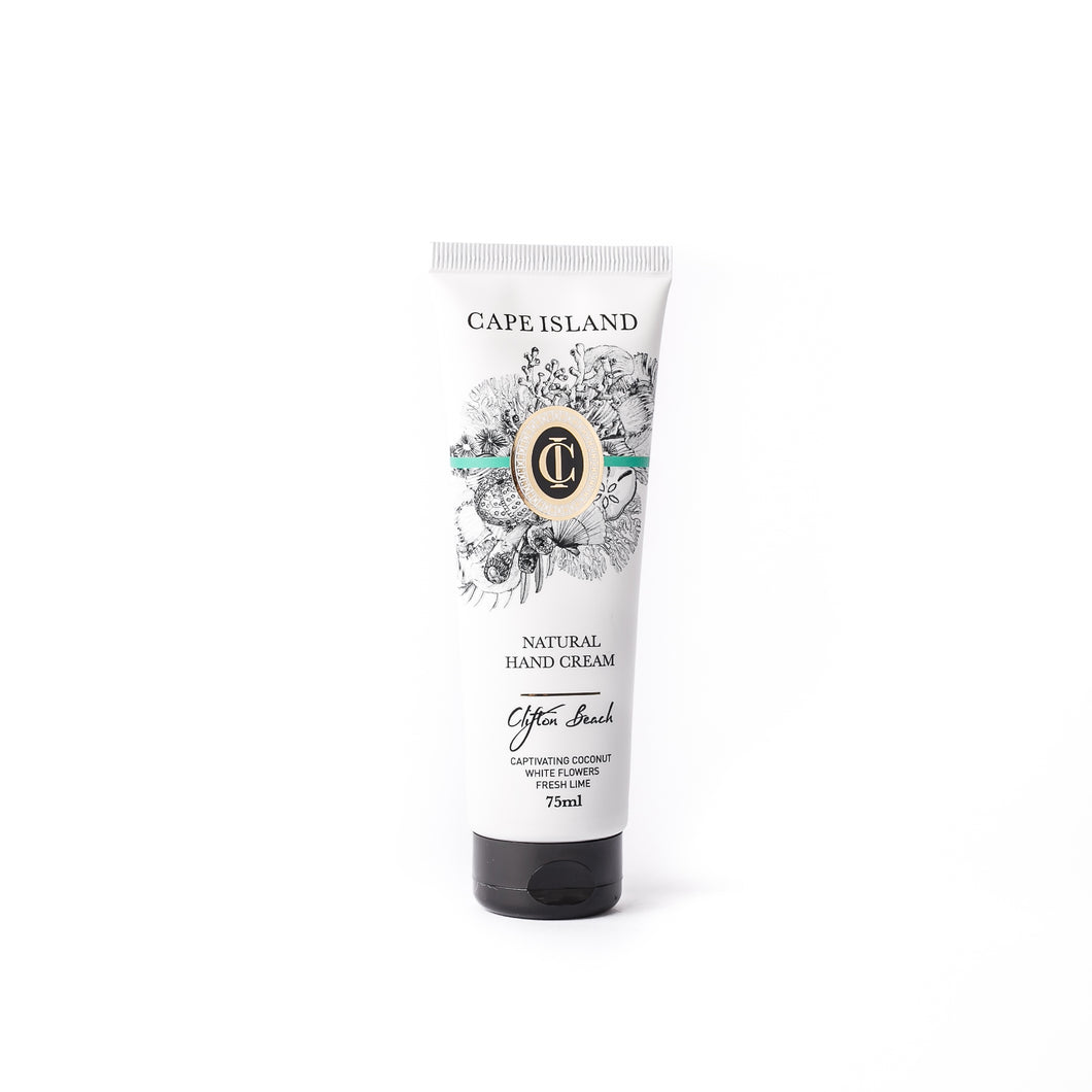Clifton Beach Natural Hand Cream 75ml