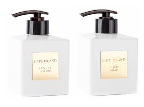 Summer Vineyard Luxury Liquid Soap and Lotion