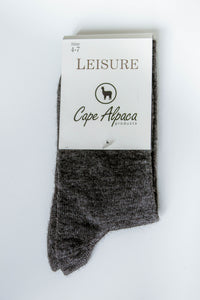 Socks - Leisure - Black - 8-11