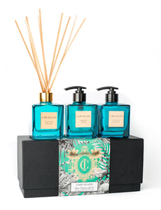 Clifton Beach Luxury Liquid Soap and Lotion with Fragrance Diffuser 3 x 150ml