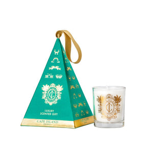 Clifton Beach Scented Candle Ornament Gift 100ml