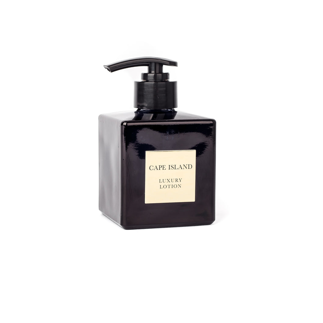 Black Gold Fragranced Luxury Lotion (glass) 150ml