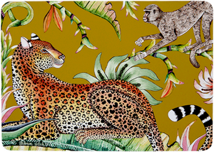 Monkey Paradise Swamp Placemats