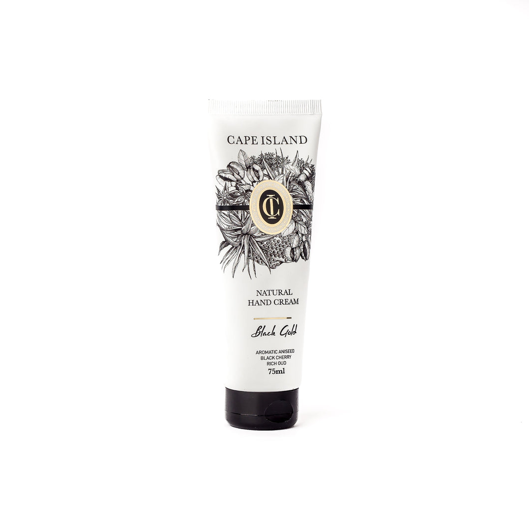 Black Gold Natural Hand Cream 75ml