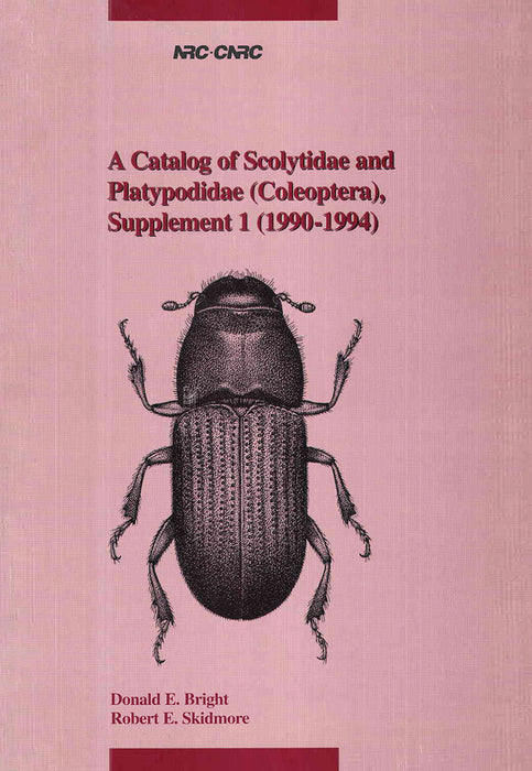 A Catalogue of Scolytidae and Platypodidae (Coleoptera), Supplement 1 (1990-1994)