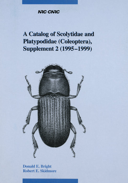 A Catalogue of Scolytidae and Platypodidae (Coleoptera), Supplement 2 (1995-1999)