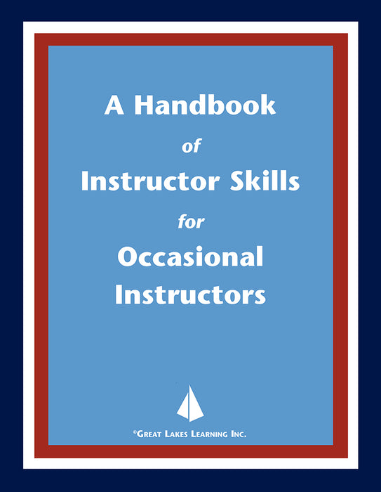 A Handbook of Instructor Skills for Occasional Instructors