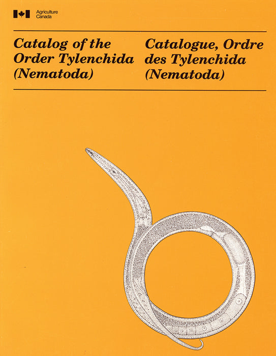 Catalog of the Order Tylenchida (Nematoda)