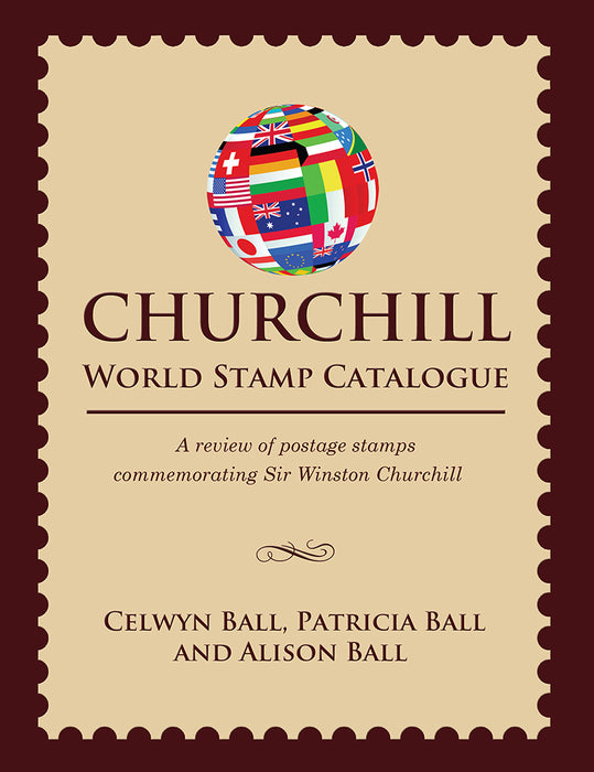Churchill World Stamp Catalogue (Spiral Bound)