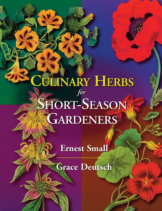 Culinary Herbs for Short-Season Gardeners