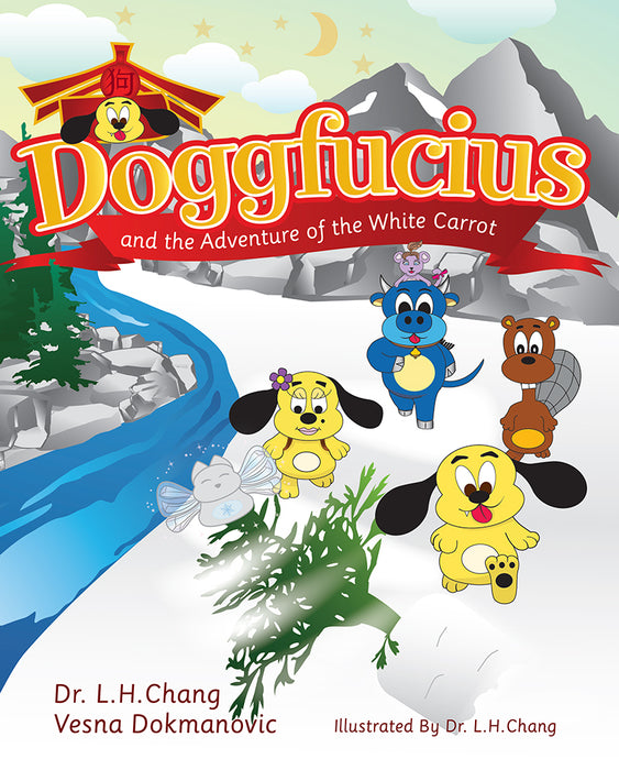Doggfucius and the Adventure of the White Carrot