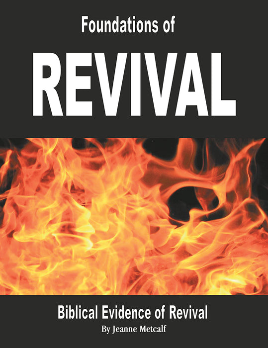 Foundations of Revival Workbook
