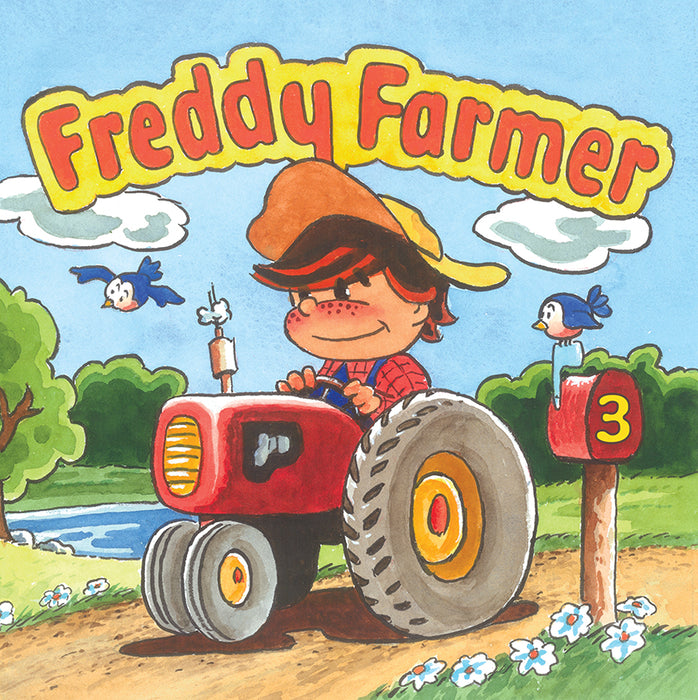 Freddy Farmer Book 3