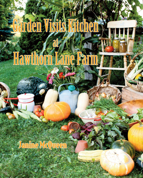 Garden Visits Kitchen at Hawthorne Lane Farm