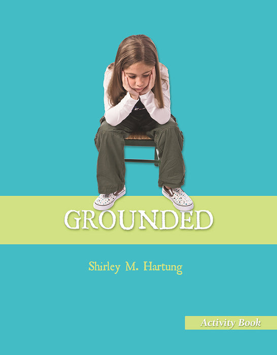 Grounded: Activity Book