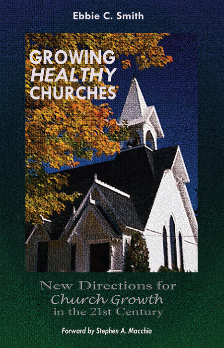 Growing Healthy Churches - The Set