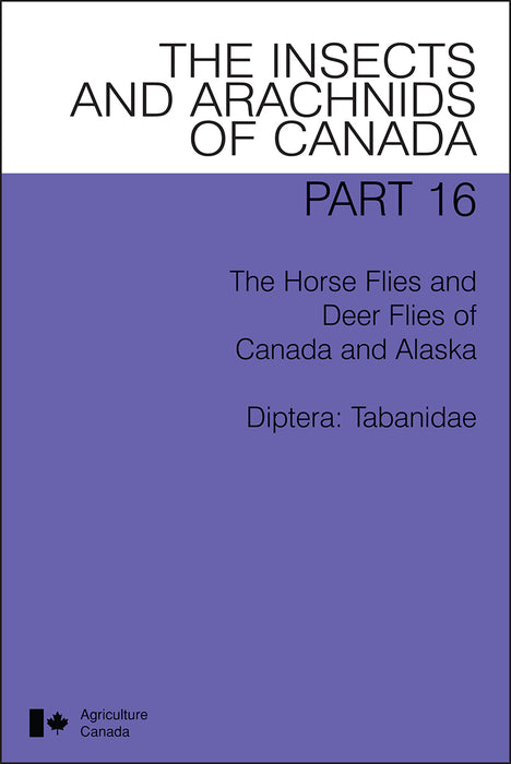 The Horse Flies and Deer Flies of Canada and Alaska