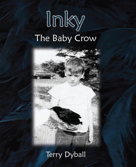 Inky the Baby Crow