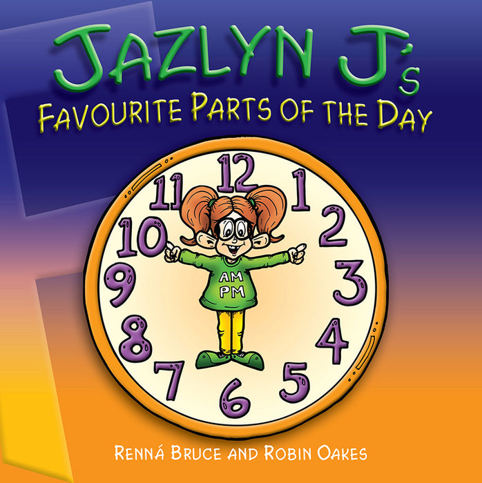 Jazlyn J's Favourite Parts of the Day