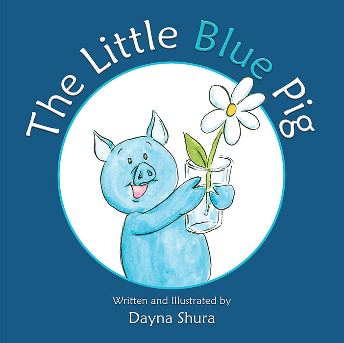 The Little Blue Pig