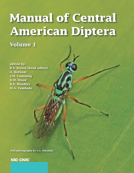 Manual of Central American Diptera: Volume One