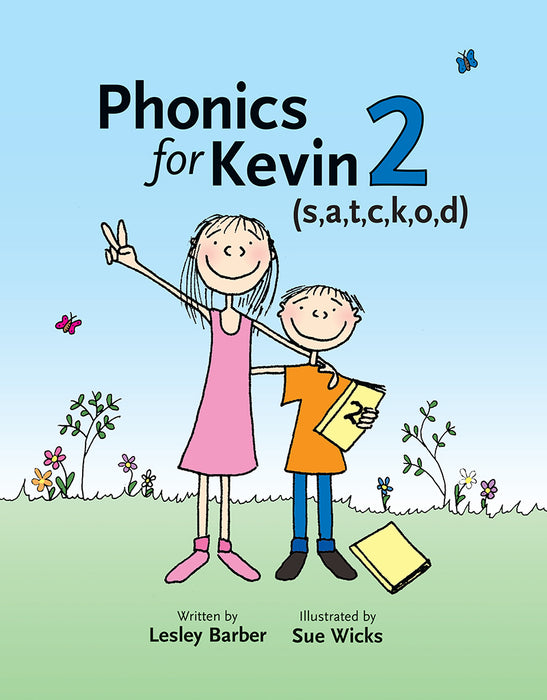 Phonics for Kevin 2