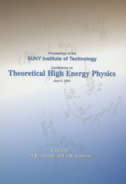 Proceedings of the SUNY Institute of Technology