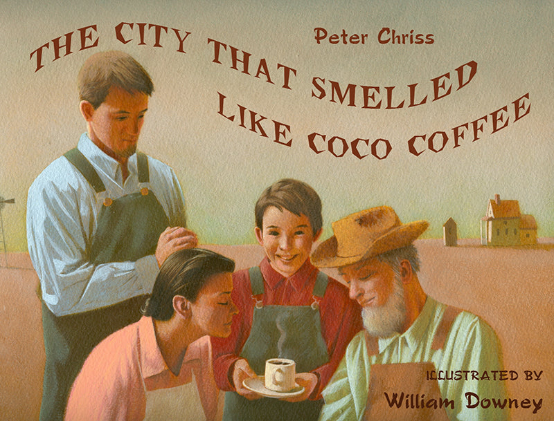 The City That Smelled Like Coco Coffee