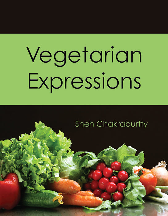 Vegetarian Expressions - Black and White Edition