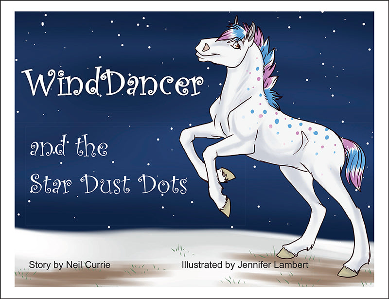 Wind Dancer and the Stardust Dots