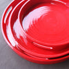 Red Tray Set