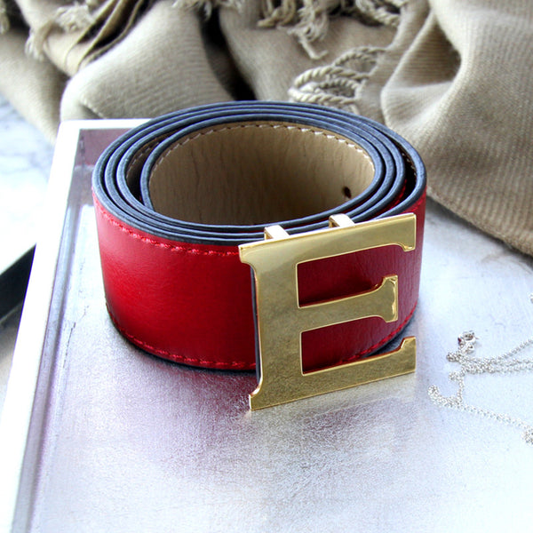 Detachable Letter Buckle