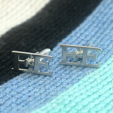 Cuff Links (2 Letters)