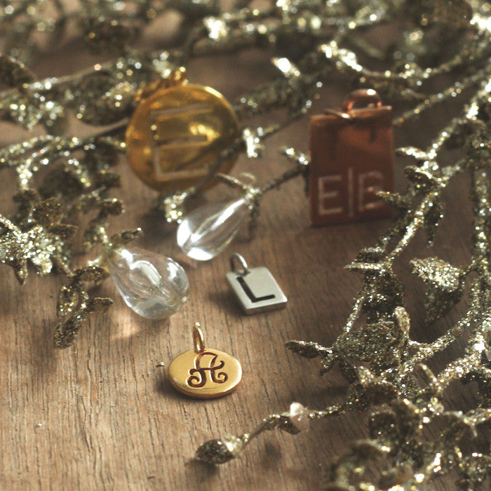 Charm & Pendant Stackers (Round - Small)