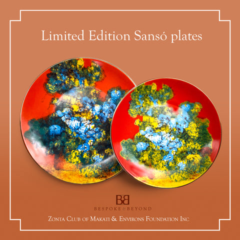 Sansó Collection Plate (Small)