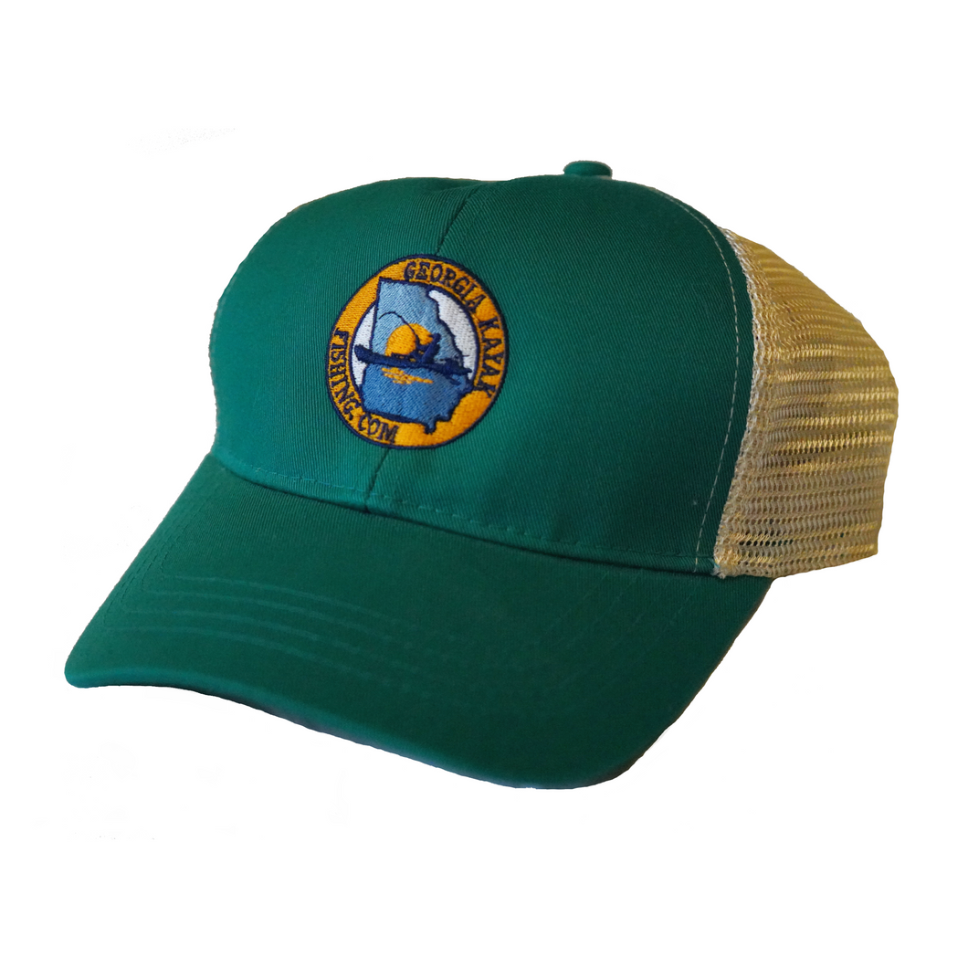 GKF Hat - Kelly Green