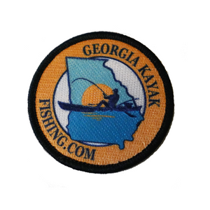 Georgia Kayak Fishing Patch