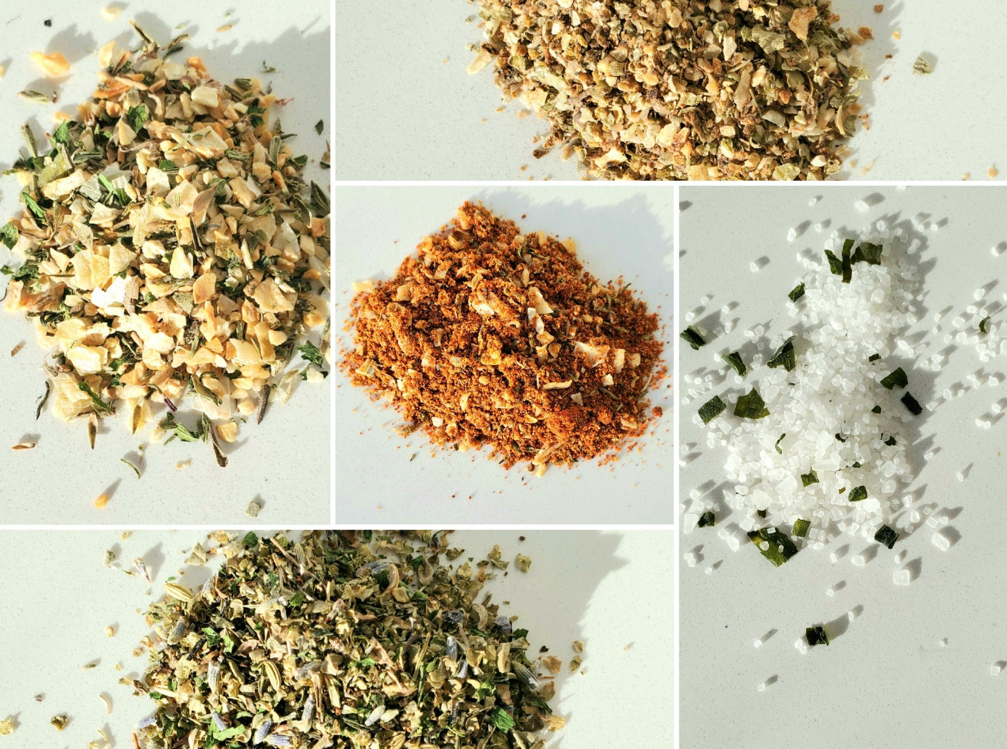 New Years Spice Blends Kit