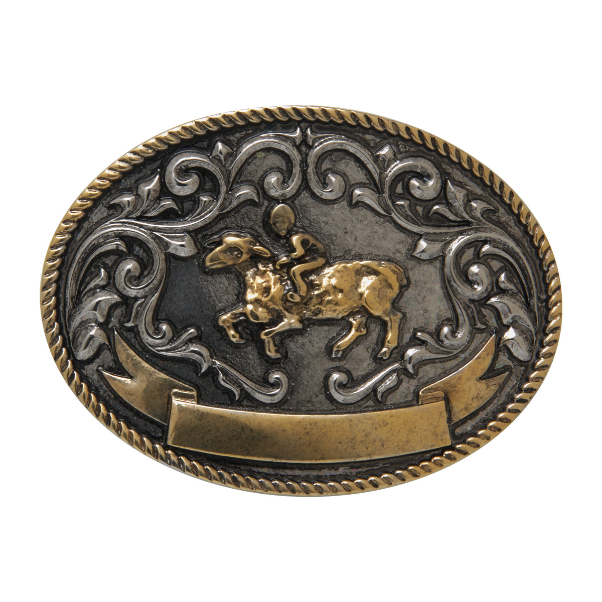 Kids' Mutton Bustin Buckle