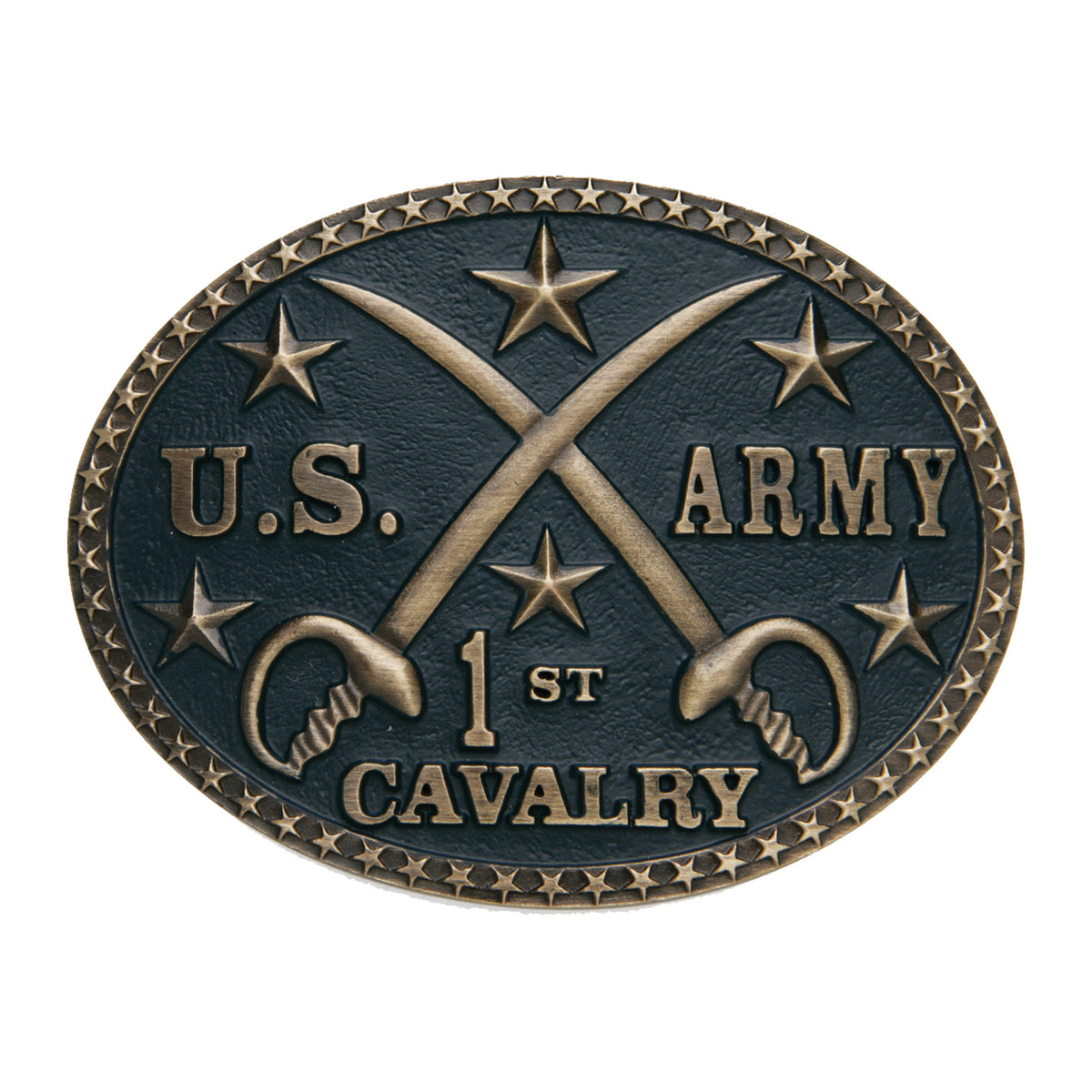 U.S. Army 1st. Cavalry Buckle