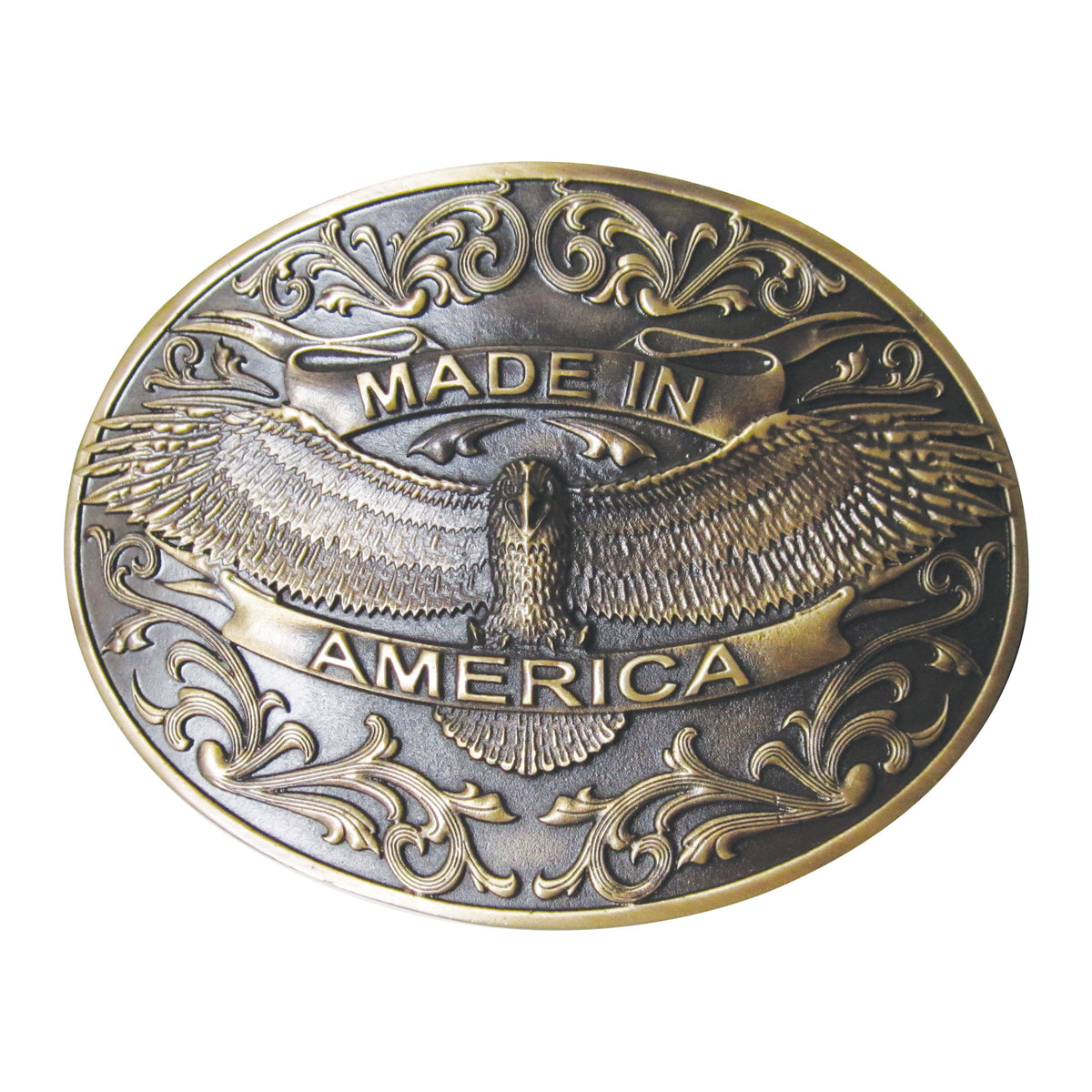Made in America Buckle