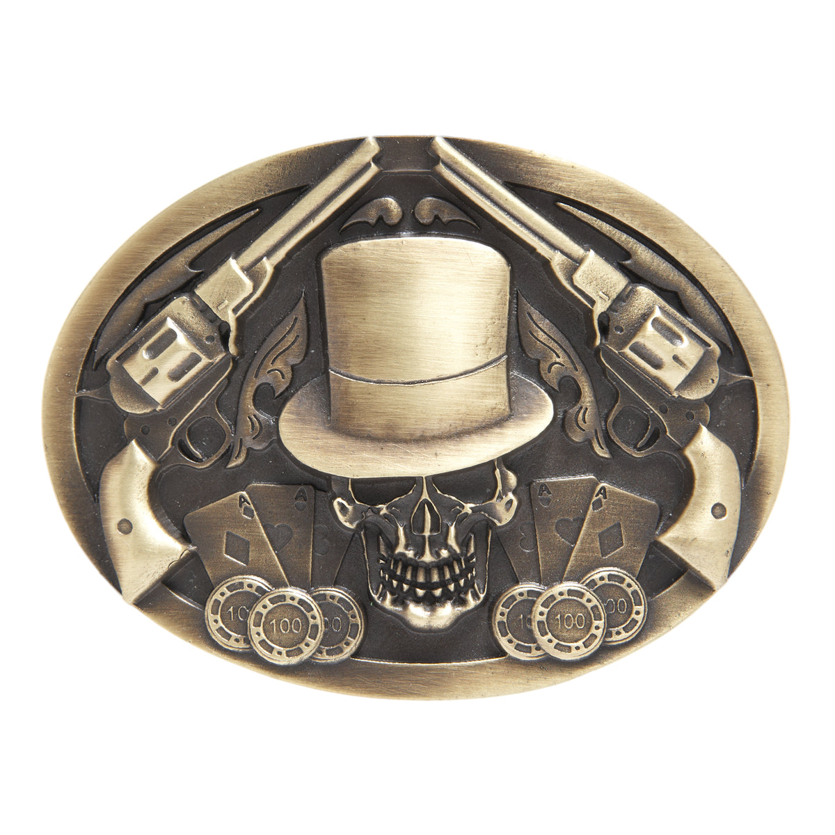 Steam Punk Buckle