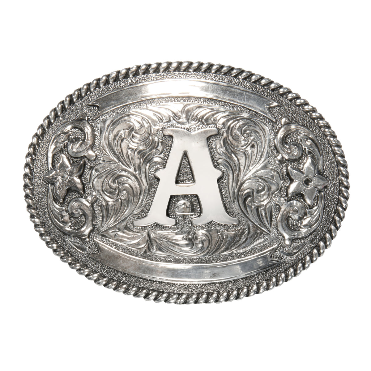 "Initial ""A"" Buckle"