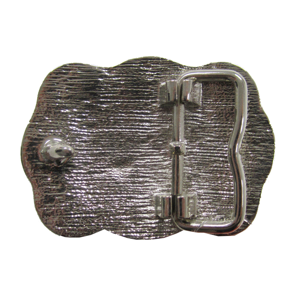 Kids' Scallop Bull Rider Buckle
