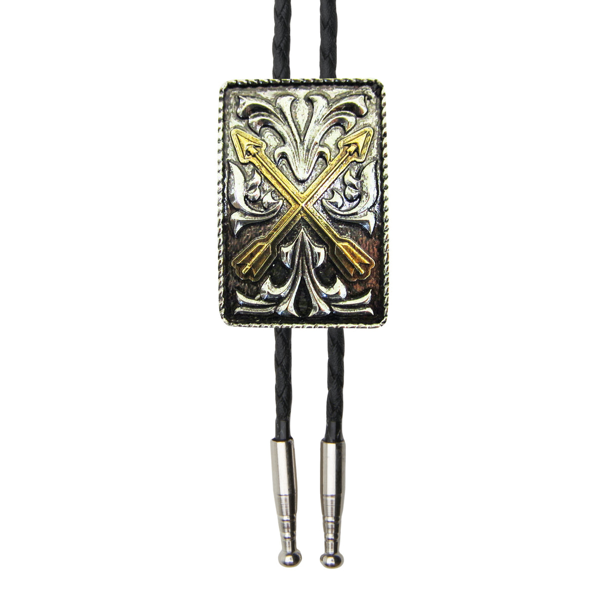 Crossed Arrows Bolo